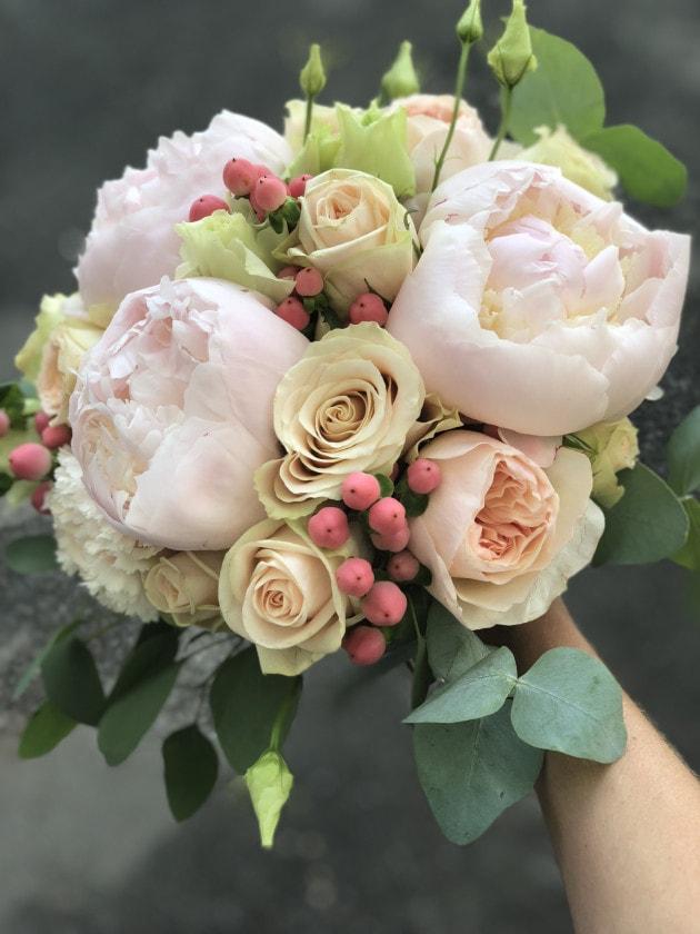 Свадебный букет - Flores shop