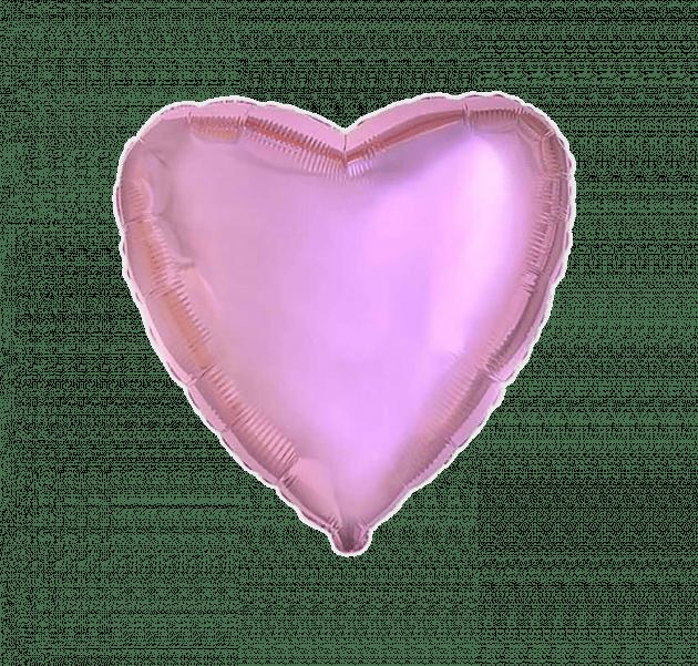 Серце рожеве – Інтернет-магазин квітів STUDIO Flores