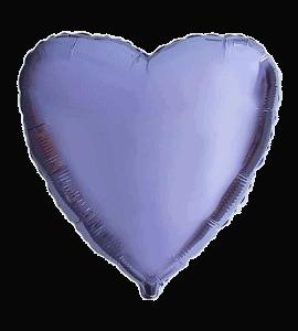 Сердце лавандовое – Flower shop STUDIO Flores