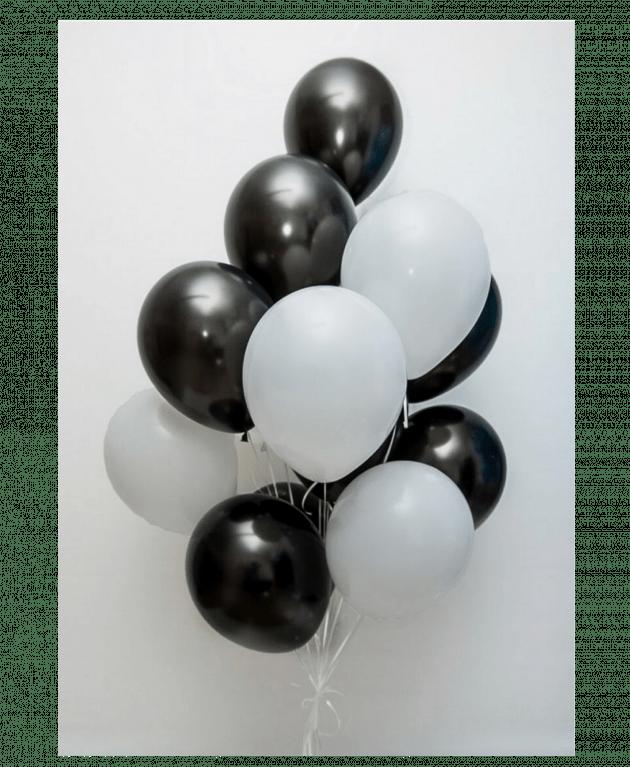 Комплект шаров четыре – Интернет-магазин цветов STUDIO Flores