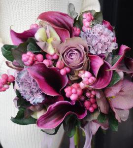 Bride's bouquet 11 – Flower shop STUDIO Flores