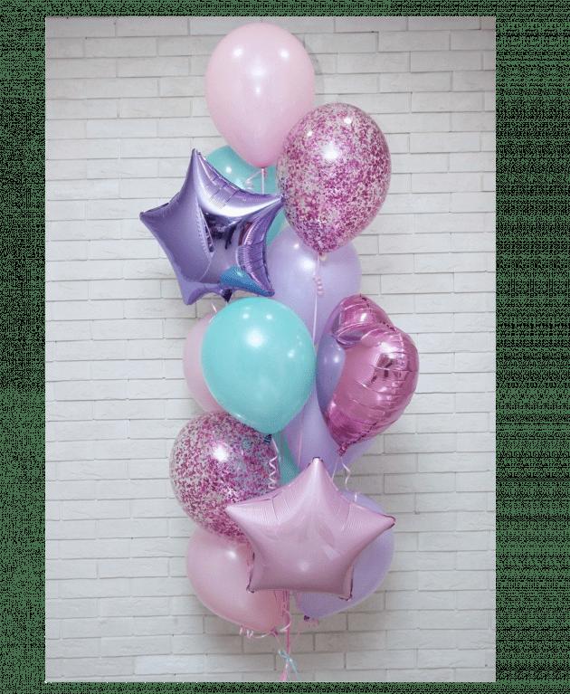 Set of balls six – Flower shop STUDIO Flores