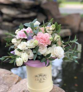 Букет Осеннее настроение – Интернет-магазин цветов STUDIO Flores
