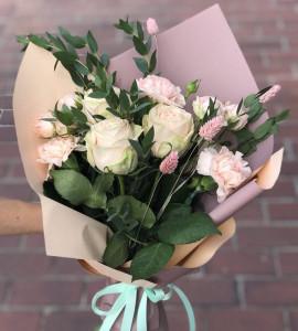 Букет Школьная пора – Flower shop STUDIO Flores