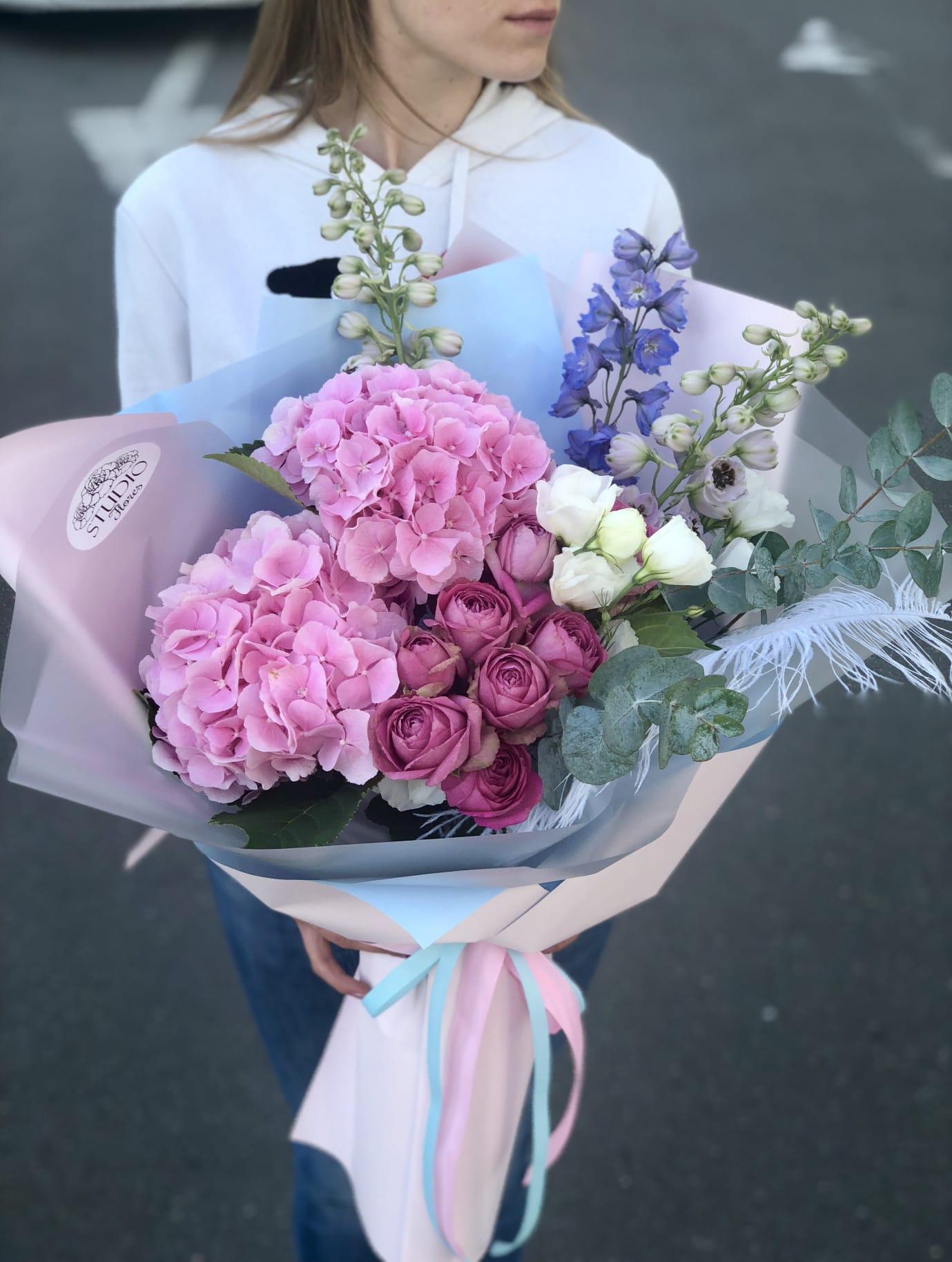Букет Юнона – Интернет-магазин цветов STUDIO Flores