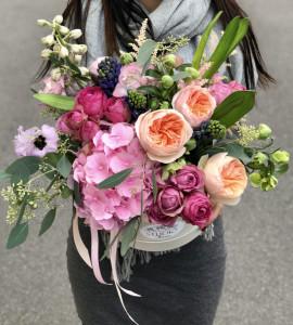 Букет Каприз улюбленої – Интернет-магазин цветов STUDIO Flores