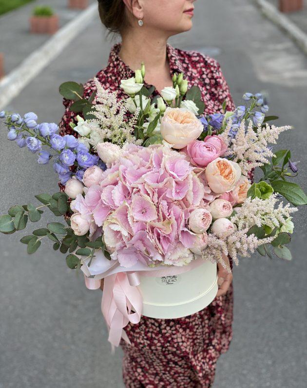 Букет Каприз любимой – Интернет-магазин цветов STUDIO Flores