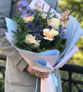 Букет Тиффани – Інтернет-магазин квітів STUDIO Flores