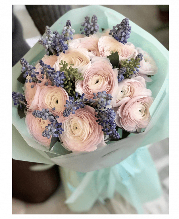 Букет Элегантность – Интернет-магазин цветов STUDIO Flores
