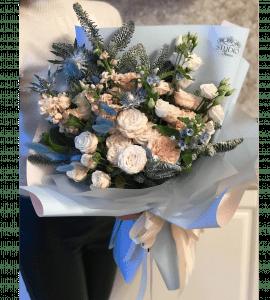 Букет Карамелька – Интернет-магазин цветов STUDIO Flores