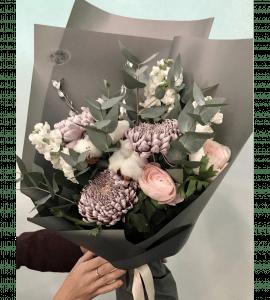 Букет Неразгаданные тайны – Интернет-магазин цветов STUDIO Flores