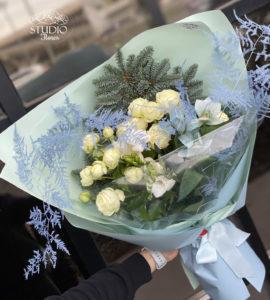 Букет Перший заморозок – Інтернет-магазин квітів STUDIO Flores