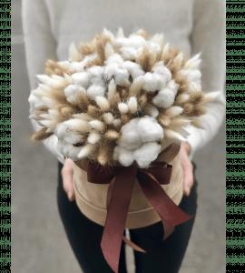 Букет Каппучино – Интернет-магазин цветов STUDIO Flores