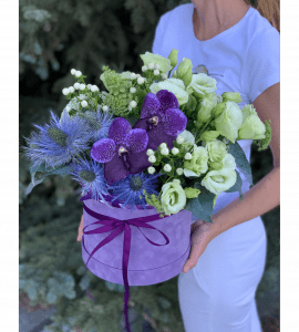 Букет Ванда – Интернет-магазин цветов STUDIO Flores