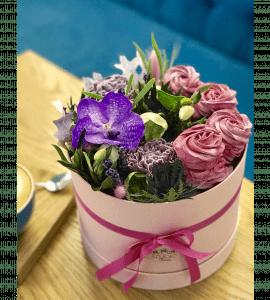 Черничные грезы – Інтернет-магазин квітів STUDIO Flores