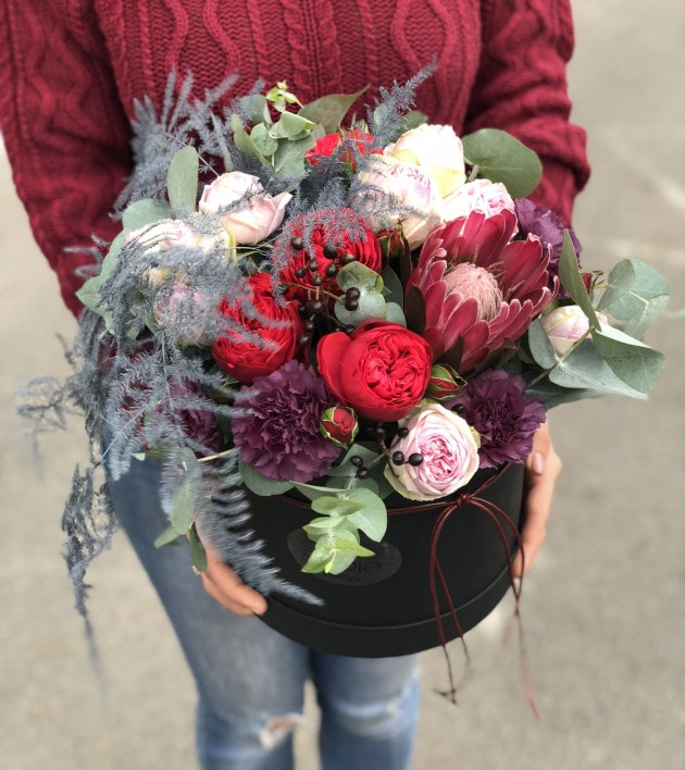 Букет Стрела Амура – Интернет-магазин цветов STUDIO Flores