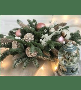 Новогодняя сказка – Интернет-магазин цветов STUDIO Flores