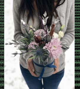 Снежная Андорра – Інтернет-магазин квітів STUDIO Flores