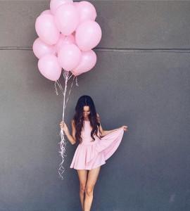 Комплект шаров семь – Интернет-магазин цветов STUDIO Flores