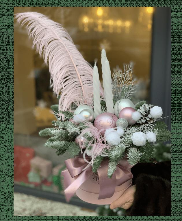 Букет 'Кабаре' – Интернет-магазин цветов STUDIO Flores