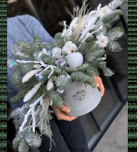 Букет Морозко – Интернет-магазин цветов STUDIO Flores