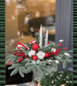 """Букет """"Праздник рождества"""" – Інтернет-магазин квітів STUDIO Flores"""