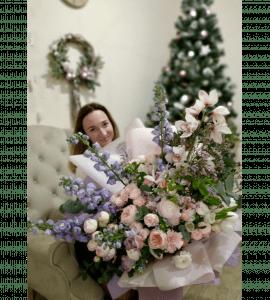 """Букет """"Счастье"""" – Інтернет-магазин квітів STUDIO Flores"""