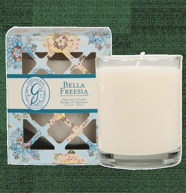 Свеча 'Белла Фрезия' – Интернет-магазин цветов STUDIO Flores