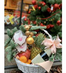 Новогодний подарок 1 – Інтернет-магазин квітів STUDIO Flores