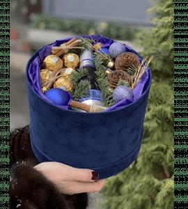 """Букет """"Чудо Рождества"""" – Интернет-магазин цветов STUDIO Flores"""