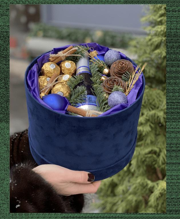 """Букет """"Чудо Різдва"""" – Інтернет-магазин квітів STUDIO Flores"""