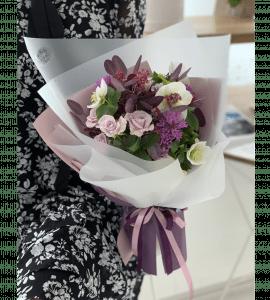 """Букет """"Флер"""" – Интернет-магазин цветов STUDIO Flores"""