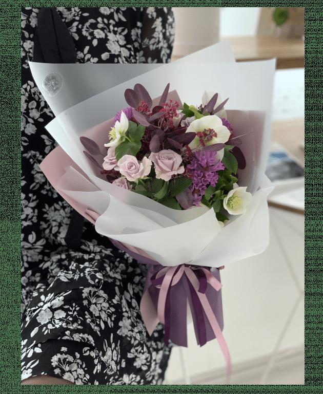 """Букет """"Флер"""" – Інтернет-магазин квітів STUDIO Flores"""