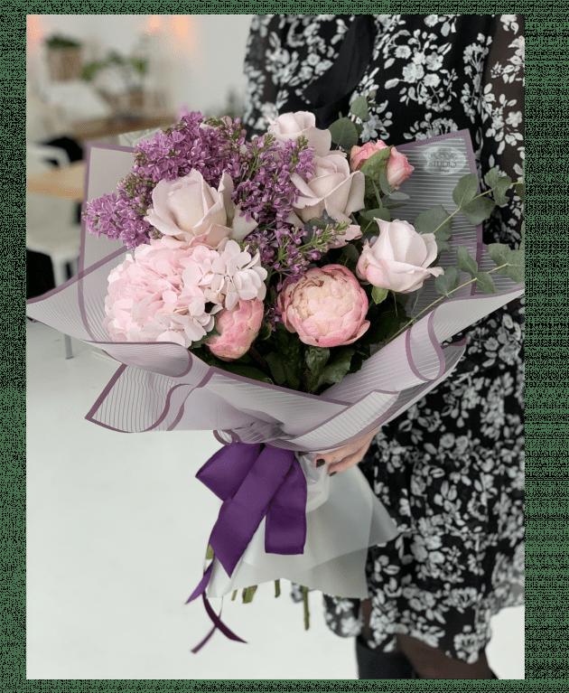 Букет 'Космос' – Интернет-магазин цветов STUDIO Flores
