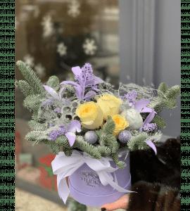 "Букет ""Крещенские морозы"" – Інтернет-магазин квітів STUDIO Flores"