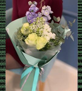 Букет 'Меренга' – Интернет-магазин цветов STUDIO Flores