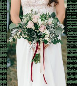 Букет невесты 14 – Інтернет-магазин квітів STUDIO Flores