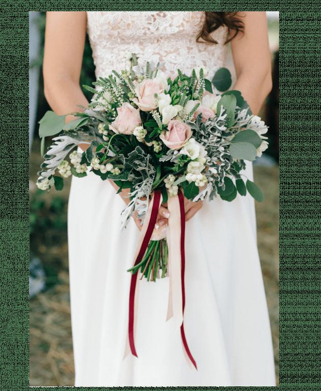 Subtleties of wedding floristry - Flores-shop.com.ua
