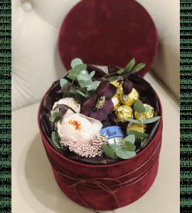"""Букет """"Сладкий комплимент"""" – Интернет-магазин цветов STUDIO Flores"""