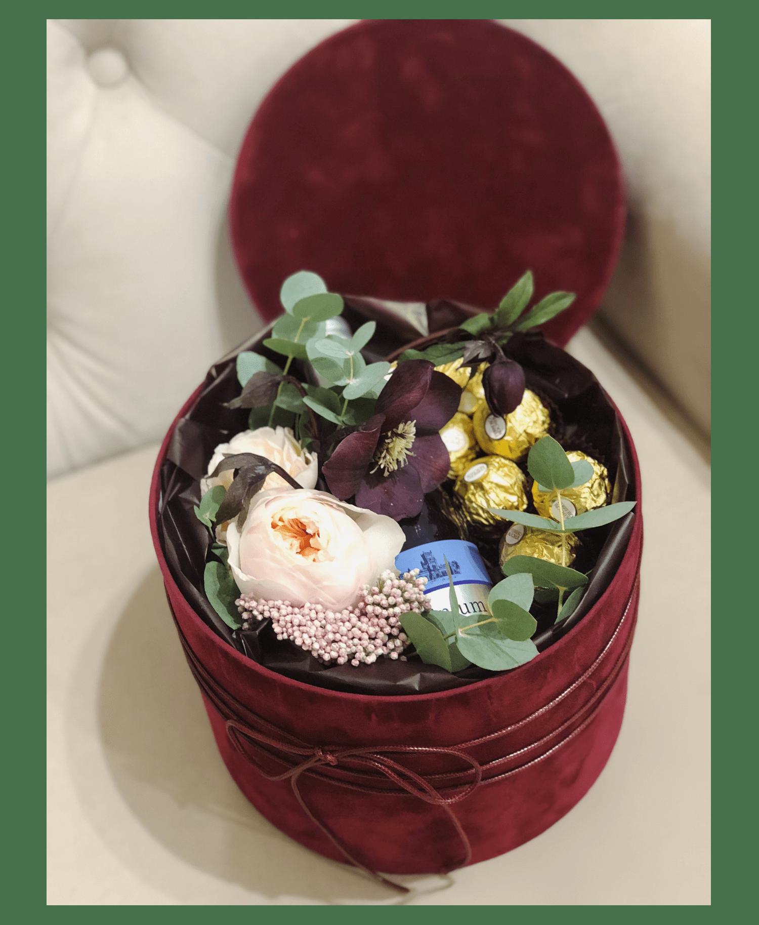Цветы для сестры