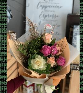 """Букет """"Воображая Дракона"""" – Интернет-магазин цветов STUDIO Flores"""