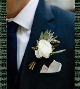 Бутоньерка жениха – Інтернет-магазин квітів STUDIO Flores