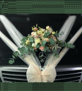 Цветы на автомобиль – Интернет-магазин цветов STUDIO Flores