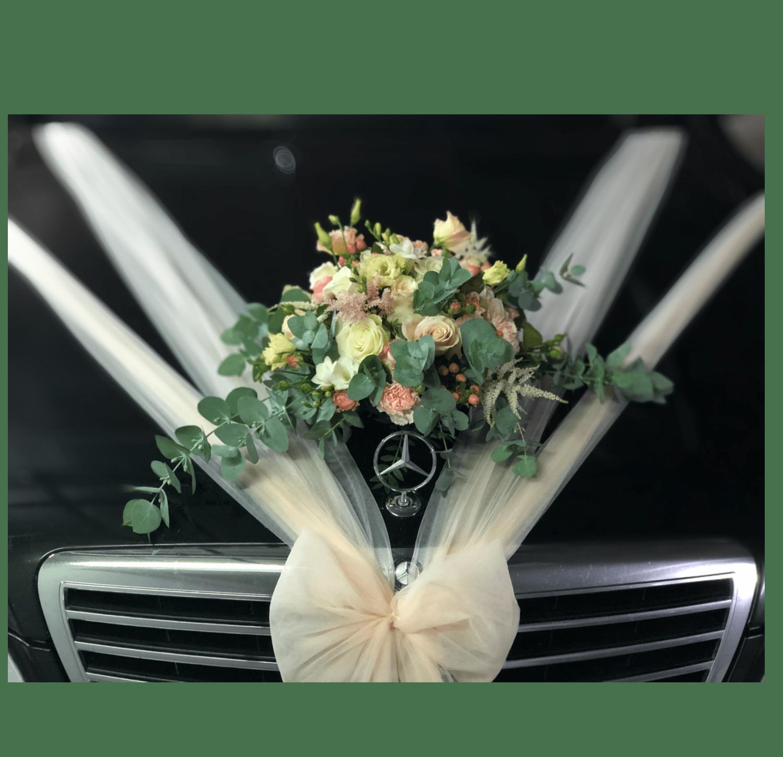 Цветы на автомобиль – Інтернет-магазин квітів STUDIO Flores