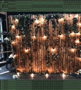 """Фотозона """"Италия"""" – Інтернет-магазин квітів STUDIO Flores"""