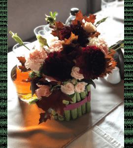 """Композиция """"Оттенки осени"""" – Інтернет-магазин квітів STUDIO Flores"""