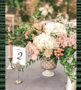 "Композиция ""Пыльная роза"" – Інтернет-магазин квітів STUDIO Flores"