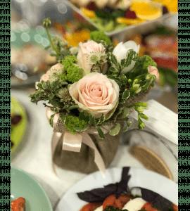 """Композиция """"Рустик"""" – Інтернет-магазин квітів STUDIO Flores"""