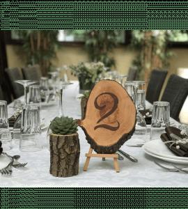 Нумерация столов – Інтернет-магазин квітів STUDIO Flores