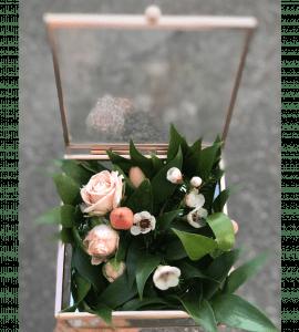 Шкатулка для колец – Интернет-магазин цветов STUDIO Flores
